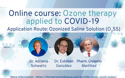 Online Course: Ozone therapy applied to COVID-19 (Ozonized Saline Solution – O3SS)
